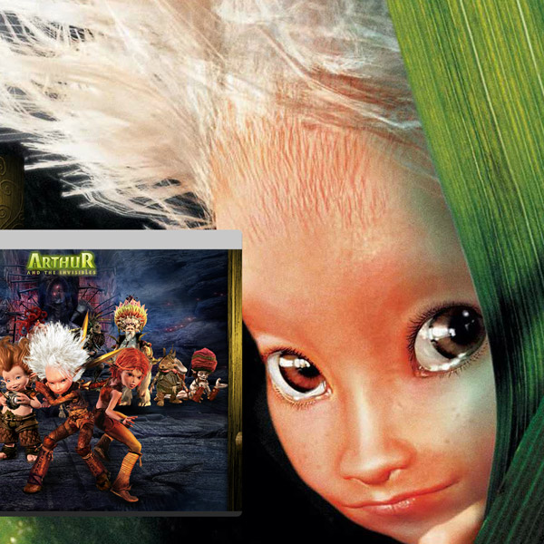 Arthur and the Invisibles - Pomotional website for theatrical film release