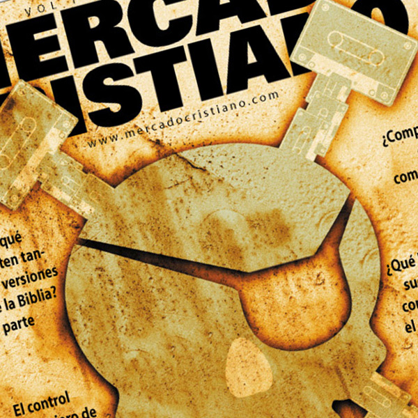 Mercado Cristiano - Magazine Layout & Design