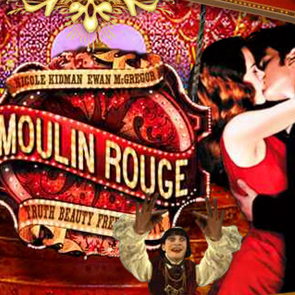 Moulin Rouge - Pomotional website for dvd film release