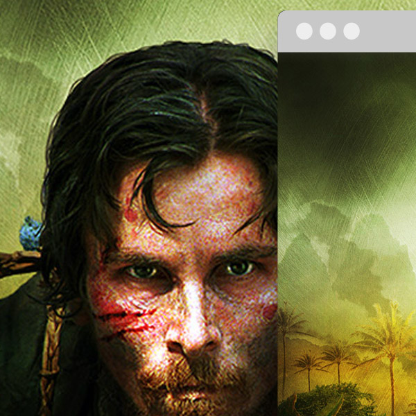 Rescue Dawn - Pomotional website for theatrical film release