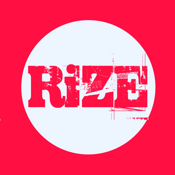 Rize - Logo Idenntity Exploration