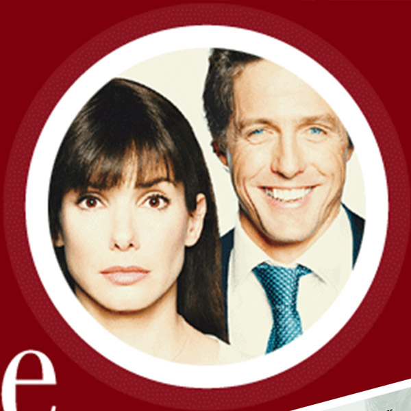 Two Weeks Notice - Pomotional website for theatrical film release